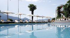 Gönnen Sie sich ein idyllisches, romantisches Wochenende im luxuriösen Spa-Hotel Villa Orselina in den Hügeln über dem Lago Maggiore..
