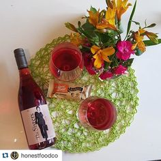 Honest and beautiful. Thanks for sharing #nzroseday with us @honestfoodco #Repost @honestfoodco ・・・ Thanks so much to @thesisterswine for the beautiful Pinot Rosé! Perfect after a full on week! Enjoying a glass with my Kitchen Mgr & sharing a Blondie on #NZRoseDay  No Brownies to spare as we sent out hundreds today!! Happy Friyay!  #daretopink #sipnzrose #NourishYourJourney  #honestfood #balance #thesisterswine