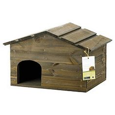Hedgehog house Remember, our gardens are in their worlds! Diy Hedgehog House, Hedgehog Box, Hedgehog Care, Hamsters, Bird House Feeder, Bird Feeders, Class Pet, Pet Hotel, Luxury Kitchen Design