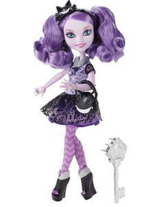 Ever After High Kitty Cheshire Doll http://thedollprincess.com/shop/ever-after-high-kitty-cheshire-doll/