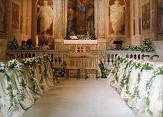Risultati immagini per addobbo chiesa nebbiolina