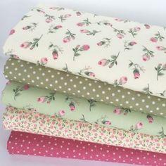 Floral Fat Quarter Bundles Online | Always Knitting & Sewing Shop