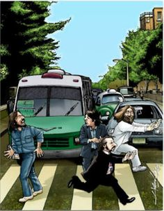 Abbey Road a la mexicana