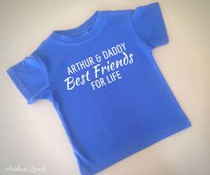 Father Son Matching Shirts,Fathers Day Gift,Best Friend,Best Friend Gift,Best Friend Shirt,Daddy and Son,Gifts for Dad,Daddy and Daughter