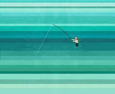 In the River de Wall&decò | Produit