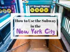 There are 26 separate subway lines, which are all named with a different alphabet letter or a number (A, B, C, D, E, F, G, J, L, M, N, Q, R, S, W, Z,..