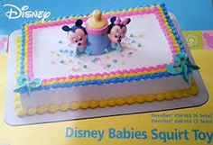 Image result for disney babies baby shower cakes