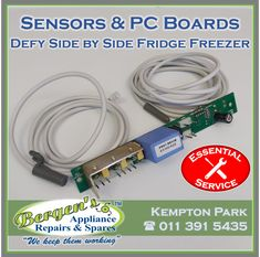 If your Fridge / Freezer sensor or pc board is on the blink, we have parts. We are in your area and only one call away. Appliance Repairs is an essential service. Your appliance is sanitized before and after repairs for your safety and ours. #wekeepthemworking #bergensappliances #appliancerepair #appliancepart #wefixappliances #essentialservice #bewisesantize #covid_19 #fridge #freezer #repairtech Appliance Repair, Appliance Parts, Bergen, Domestic Appliances, Home Automation, Branches, Freezer, Safety, Board