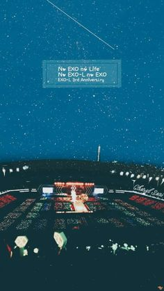/LSC/ The lightstick ocean perfectly #EXO #WEAREONE #EXOL