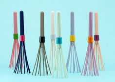 DING3000′s newest product is called Beater, a space-saving whisk for Normann Copenhagen.