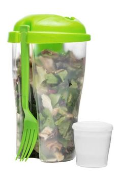 On the go Salad Pot - designist