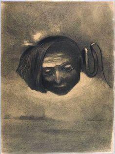 Odilon Redon. Chimera