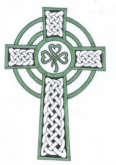 Celtic Cross With Tribal Influences ClipArt Best ClipArt Best