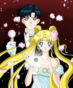 Sailor Moon Manga, Sailor Moon Sailor Stars, Sailor Scouts, Darien Sailor Moon, Princesa Serenity, Sailor Moon Kristall, Sailer Moon, Neo Queen Serenity, Sailor Moon Aesthetic