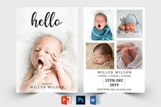 Birth Announcement Template | Newborn Announcement template | Birth announcement card | Birth announcement printable | Baby Announcement It's A Boy Announcement, Birth Announcement Template, Youth Group Activities, Youth Groups, Family Reunion Games, Family Reunions, Board Game Geek, Board Games, Homemade Carnival Games