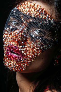 "fagynessdeyn: "" daniela braga backstage at givenchy s/s 2014 "" - bags for women, small bags, plain black shoulder bag *ad"