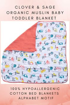 Girl Nursery, Nursery Decor, Amazon Prime Day Deals, Toddler Blanket, Cotton Bedding, New Baby Gifts, Cuddle, Gender Neutral, New Baby Products