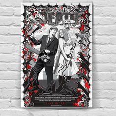 So maybe zombie weddings are hot right now. Gotta love the art on their invitations, though. Probably a necessity at my wedding. Horror Wedding, Zombie Wedding, Gothic Wedding, Our Wedding, Dream Wedding, Wedding Stuff, Wedding Shit, Forest Wedding, Wedding Signs