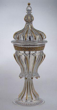 Goblet, 1940–1950 Murano (Italian)