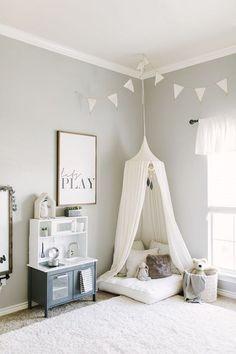 20 Fantastic Kids Playroom Design Ideas – Modern Home Playroom Design, Baby Room Design, Playroom Decor, Baby Room Decor, Playroom Organization, Playroom Ideas, Gray Playroom, Toddler Playroom, Playroom Paint Colors