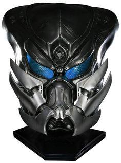 Alien VS Predator - Stalker Predator Mask (1/1 Scale 17.7'' Replica)