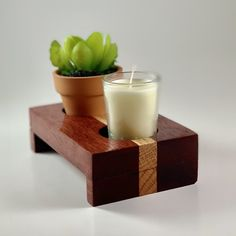 Made with purple heart on the borders with white oak wood in the middle. These guys are perfect for that relaxing bubble bath or just any small space in your home. White Oak Wood, Housewarming Present, Wood Candle Holders, Candleholders, Bubble Bath, Home Accents, Bubbles, Woodworking, Candles