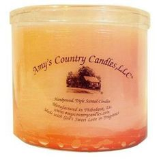 Amy's Country Candles® Wedding Cake 21 oz. Candle Bowl™ will remind you of your Wedding Day! The excitement and the joy that filled up your heart as you joined your life to the one you love. Relive those memories again with the aroma of warm Cinnamon and sweet Almond confection, swirled with drops of golden brown butter. Shop today, you won't be disappointed! #amyscountrycandles #candles #beauty #spa #ambiance #wedding #cake #bridal #gift #giftware #house #decor #ambiance #mood #lighting