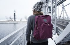 A perfect carry-on. The Large Standard Daypack by Duluth Pack #backpack #duluth