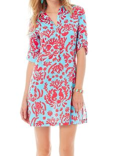 Lilly Pulitzer Sanibel Tunic Dress