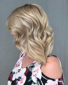 Blonde #hairbyashleytaylor #balayage #highlights #blondehair #blonde
