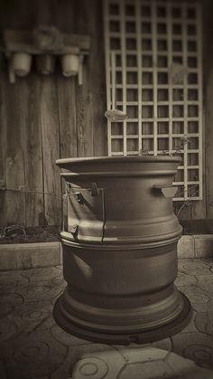 для Казана  печь мангал
