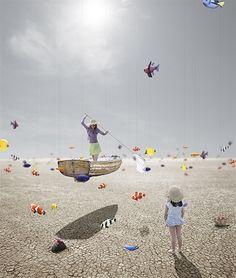 Yellow Korner - Fishing in the air