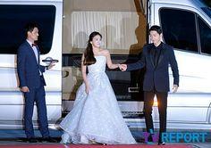 song hye kyo 송혜교 宋惠敎 ♡ song joong ki 송중기 kikyo couple at 52th baeksang awards 06.03.2016