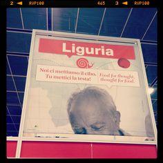 Liguria Salone del Gusto Terra Madre