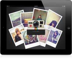 Instant Polaroid App: Experience the magic of Polaroid instant photos on Mac and iPad.