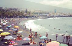 #Playa_Jardin: #Sommer, #Sonne, #Sonnenschein