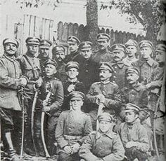 Tatar Uhlans - soldiers of Polish Army in 1919