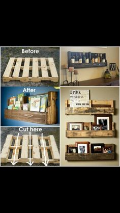 Recycle/Upcycle Wood Pallets.. .