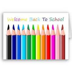 WELCOME BACK TO SCHOOL! Source: zazzle.com