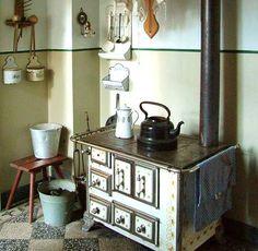 My nana's stove, <3 Vojvodina, Serbia