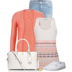 Untitled #475 by denise-schmeltzer on Polyvore featuring J Brand, Vans, Tory Burch and Nixon