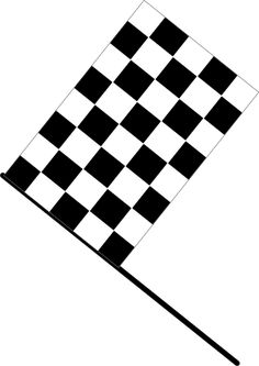 Race Car Checkered Flags Coloring Page | H & M Coloring ...