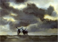 An original watercolour by Suffolk Artist, Eleanor Mann. Original Sold. Limited Edition Prints are available from £25.