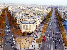 | ♕ | Champs Elysees, Paris, France