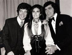 Tom Jones, Raquel Welch & Englebert Humperdinck