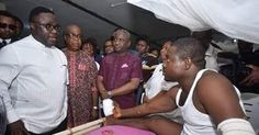Cross River State Governor Senator Ben Ayade has berated the Port Harcourt Electricity Distribution Company (PHEDC) for allowing dilapidated equipment and facilities at the peril of the people of the state who have been more than committed in paying their bills as against what is happening in other states under their jurisdiction warned that the state will be force to take a legal action against the company.  The Governor stated this when he visited the site of the incident at Nyangasang…
