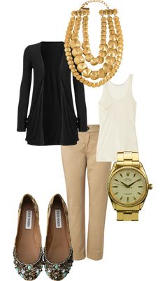 """""""Office Casual"""" by brittany-schmidt on Polyvore--- I really need these shoes.  I think I need more shoes."""