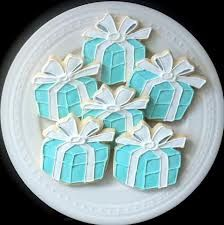 TIFFANY BLUE PARTY - Cookies