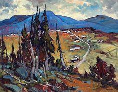 St-Hilarion Bruno, Painting, Inspiration, Art, Painted Canvas, Landscapes, Desk, Biblical Inspiration, Painting Art