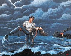 Mes Images: Sauvetage d'une Sirène - image !  https://www.mixturecloud.com/media/ZD5DkbSO